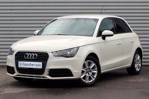 Подержанный автомобиль Audi A1, отличное состояние, 2013 года выпуска, цена 692 000 руб., Москва