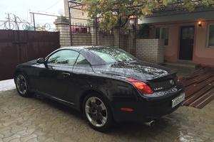 Автомобиль Lexus SC, хорошее состояние, 2005 года выпуска, цена 950 000 руб., Краснодарский край