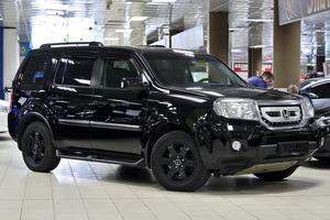 Авто Honda Pilot, 2009 года выпуска, цена 888 888 руб., Москва
