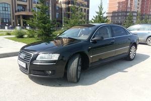 Подержанный автомобиль Audi A8, отличное состояние, 2005 года выпуска, цена 830 000 руб., Балашиха