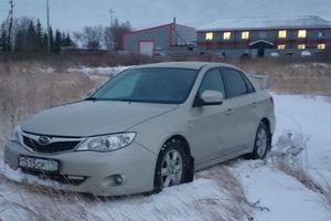 Подержанный автомобиль Subaru Impreza, хорошее состояние, 2008 года выпуска, цена 439 000 руб., Набережные Челны