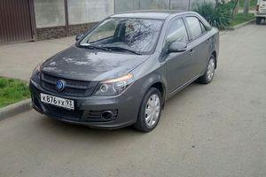 Автомобиль Geely GC6, отличное состояние, 2014 года выпуска, цена 355 000 руб., Краснодар