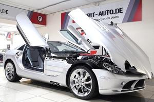 Авто Mercedes-Benz SLR-Класс, 2004 года выпуска, цена 14 900 000 руб., Москва