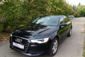 Автомобиль Audi A6, отличное состояние, 2014 года выпуска, цена 1 650 000 руб., Челябинск
