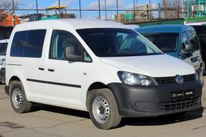 Авто Volkswagen Caddy, 2014 года выпуска, цена 719 000 руб., Москва