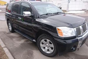 Автомобиль Nissan Armada, хорошее состояние, 2004 года выпуска, цена 670 000 руб., Санкт-Петербург