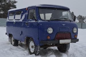 Авто УАЗ 39625, 2006 года выпуска, цена 269 000 руб., Екатеринбург