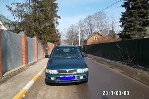 Автомобиль Mitsubishi Space Runner, отличное состояние, 1997 года выпуска, цена 165 000 руб., Москва