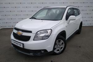 Авто Chevrolet Orlando, 2013 года выпуска, цена 670 000 руб., Москва