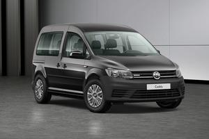 Авто Volkswagen Caddy, 2016 года выпуска, цена 1 148 000 руб., Москва