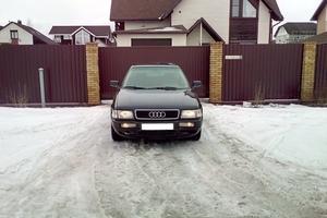 Подержанный автомобиль Audi 80, отличное состояние, 1992 года выпуска, цена 128 000 руб., Самара