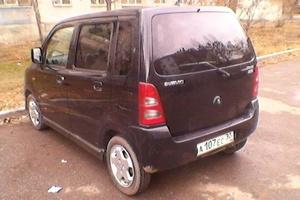 Автомобиль Suzuki Wagon R, хорошее состояние, 2001 года выпуска, цена 185 000 руб., Астрахань