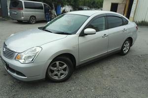 Автомобиль Nissan Bluebird Sylphy, хорошее состояние, 2010 года выпуска, цена 550 000 руб., Владивосток