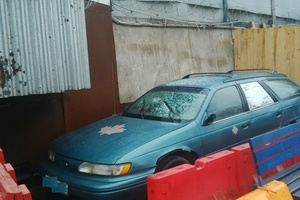 Автомобиль Ford Taurus, среднее состояние, 1993 года выпуска, цена 110 000 руб., Санкт-Петербург