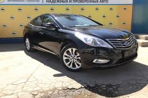 Авто Hyundai Grandeur, 2012 года выпуска, цена 1 050 000 руб., Самара