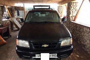 Автомобиль Chevrolet Blazer, хорошее состояние, 1998 года выпуска, цена 200 000 руб., Рязанская область