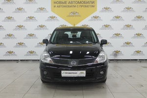 Авто Nissan Tiida, 2008 года выпуска, цена 398 000 руб., Нижний Новгород