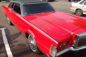 Автомобиль Lincoln Continental Mark Series, отличное состояние, 1969 года выпуска, цена 2 500 000 руб., Москва
