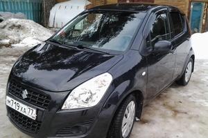 Автомобиль Suzuki Splash, отличное состояние, 2012 года выпуска, цена 430 000 руб., Москва
