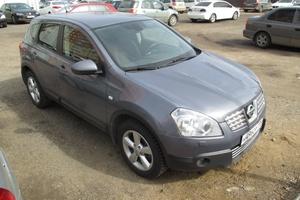 Автомобиль Nissan Qashqai, отличное состояние, 2008 года выпуска, цена 530 000 руб., Одинцово