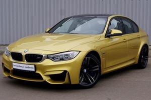 Авто BMW M3, 2016 года выпуска, цена 4 699 000 руб., Москва