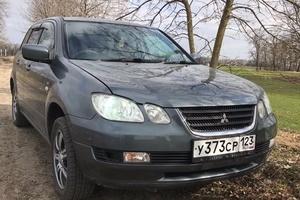 Автомобиль Mitsubishi Airtrek, хорошее состояние, 2001 года выпуска, цена 335 000 руб., Краснодар
