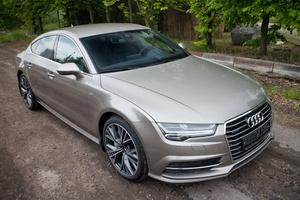 Новый автомобиль Audi A7, 2016 года выпуска, цена 4 292 166 руб., Москва