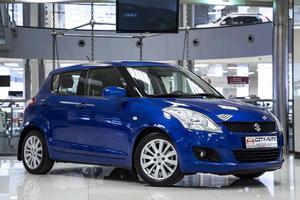 Авто Suzuki Swift, 2013 года выпуска, цена 478 000 руб., Москва
