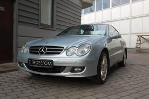 Авто Mercedes-Benz CLK-Класс, 2006 года выпуска, цена 699 000 руб., Санкт-Петербург