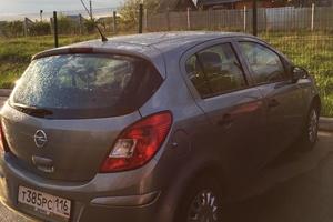 Автомобиль Opel Corsa, отличное состояние, 2013 года выпуска, цена 430 000 руб., Казань