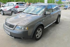 Подержанный автомобиль Audi Allroad, хорошее состояние, 2002 года выпуска, цена 298 990 руб., Санкт-Петербург