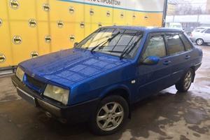 Авто ВАЗ (Lada) 2109, 1998 года выпуска, цена 120 000 руб., Самара