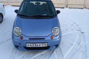 Подержанный автомобиль Daewoo Matiz, хорошее состояние, 2006 года выпуска, цена 120 000 руб., Челябинск