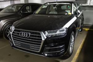 Новый автомобиль Audi Q7, 2017 года выпуска, цена 5 711 249 руб., Москва