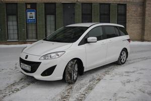 Автомобиль Mazda 5, отличное состояние, 2014 года выпуска, цена 950 000 руб., Санкт-Петербург