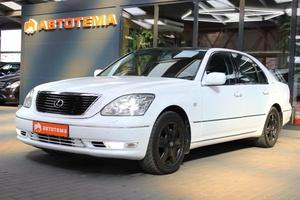 Авто Lexus LS, 2003 года выпуска, цена 700 000 руб., Калининград