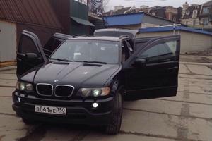 Автомобиль BMW X5, отличное состояние, 2001 года выпуска, цена 490 000 руб., Одинцово