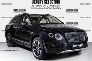Авто Bentley Bentayga, 2016 года выпуска, цена 14 900 000 руб., Москва