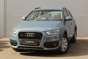 Подержанный автомобиль Audi Q3, отличное состояние, 2012 года выпуска, цена 987 000 руб., Москва