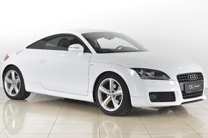 Подержанный автомобиль Audi TT, отличное состояние, 2008 года выпуска, цена 850 000 руб., Москва