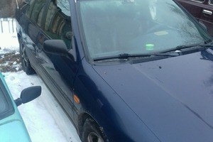 Подержанный автомобиль Nissan Primera, среднее состояние, 1992 года выпуска, цена 90 000 руб., Смоленск