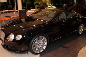 Авто Bentley Continental GT, 2015 года выпуска, цена 10 980 000 руб., Краснодар