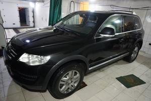 Автомобиль Volkswagen Touareg, отличное состояние, 2007 года выпуска, цена 1 180 000 руб., Солнечногорск