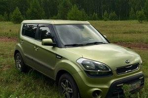Автомобиль Kia Soul, отличное состояние, 2013 года выпуска, цена 615 000 руб., Магнитогорск