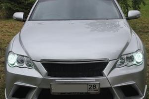 Автомобиль Toyota Mark X, отличное состояние, 2006 года выпуска, цена 650 000 руб., Благовещенск