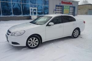 Подержанный автомобиль Chevrolet Epica, отличное состояние, 2010 года выпуска, цена 450 000 руб., Московская область