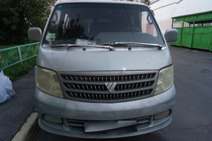 Автомобиль Foton View, хорошее состояние, 2007 года выпуска, цена 267 000 руб., Москва