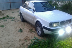 Автомобиль Audi 80, хорошее состояние, 1993 года выпуска, цена 180 000 руб., Воронеж