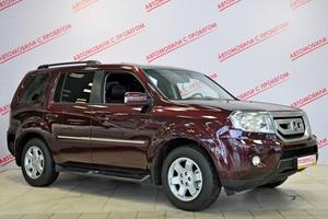 Авто Honda Pilot, 2008 года выпуска, цена 749 000 руб., Санкт-Петербург