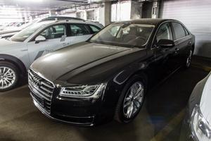Новый автомобиль Audi A8, 2016 года выпуска, цена 4 836 700 руб., Москва